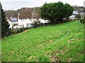 SX4557 : Former allotment gardens planted with apple trees by Alex McGregor