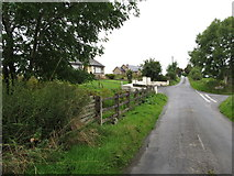 H9520 : Houses on Drumalt Road overlooking the Callaghans Road junction by Eric Jones
