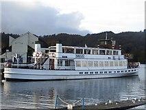 SD4096 : MV Swan at Bowness by Graham Robson