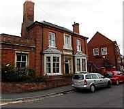 SK4003 : The Old Police House in Market Bosworth by Jaggery
