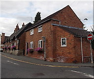 SK4003 : Corner Cottage in  Market Bosworth by Jaggery