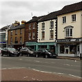 SO5012 : The Rowan Tree shop in Monmouth by Jaggery
