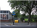 SJ8594 : Shared Footpath & Cycle Path, Old Hall Lane by Stephen Armstrong