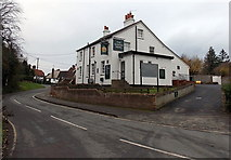 SU5290 : The Queens Arms, Didcot by Jaggery