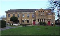 TQ2976 : St Paul, Rectory Grove by John Salmon
