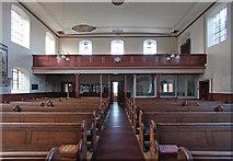 TQ2976 : St Paul, Rectory Grove - West end by John Salmon