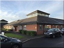 SJ9223 : St George's Hospital, Stafford: Norbury House by Jonathan Hutchins