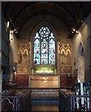 SU8695 : Hughenden - St Michael & All Angels - Chancel by Rob Farrow