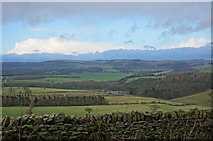 SK2370 : View over Handley Bottom by Peter Barr