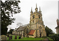 TQ5243 : St John the Baptist church, Penshurst by J.Hannan-Briggs
