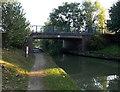 SK3903 : Bosworth Wharf Bridge, Market Bosworth by Jaggery