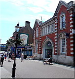 SY6990 : Pedestrianised South Street, Dorchester by Jaggery