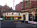 NZ2464 : St Andrew's Street & Stowell Street, Newcastle upon Tyne by Andrew Curtis