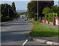 SK6405 : View west along Scraptoft Lane by Mat Fascione