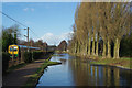 SP0581 : Worcester & Birmingham Canal, Bournville by Stephen McKay