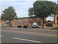 SP1179 : Shirley Police Station, Stratford Road, Shirley by Robin Stott