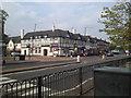 SP1179 : The Saracens Head, Stratford Road, Shirley by Robin Stott