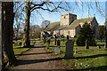 NY4826 : St. Michael's Church at Barton by Trevor Littlewood