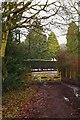 SO8381 : North Worcestershire Path near Blakeshall Lane, Blakeshall, Worcs by P L Chadwick