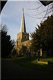 TQ1587 : Harrow on the Hill: St Mary's church by Christopher Hilton