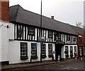 SK7053 : The Saracen's Head Hotel by Graham Hogg