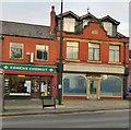 SJ8690 : 446-448 Didsbury Road by Gerald England