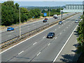 TQ0285 : M40 towards London by Robin Webster