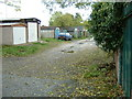SD6505 : Back street, Park Road (1) by Jim Barton