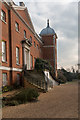 TQ1478 : Staircase, Osterley Park House, Isleworth by Christine Matthews