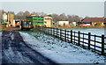 SK5750 : Railway View Farm, Ash Lane, Arnold, NG5, Notts. by David Hallam-Jones