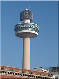SJ3490 : Radio City tower, Liverpool by Oliver Mills