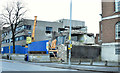 J3372 : The Bernard Crossland Building (demolition), Belfast - January 2015(1) by Albert Bridge