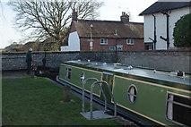 SP2055 : Lock 53, Stratford Canal by Stephen McKay