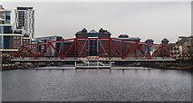 SJ8097 : Detroit Bridge by Peter McDermott