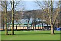 NT2540 : Gytes Leisure Centre, Peebles by Jim Barton