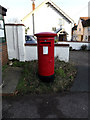TM1244 : Post Office 9,Lower Street Postbox by Adrian Cable