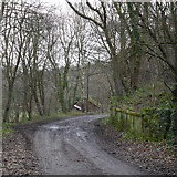 SE2436 : Lane to Hunters Greave by Rich Tea