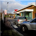 ST2999 : KFC Drive-Thru, Pontypool by Jaggery