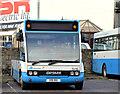 J4874 : Optare Solo, Newtownards (January 2015) by Albert Bridge