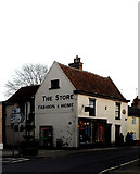 TM3863 : The Store, Saxmundham by Adrian Cable