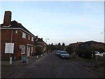 TM3863 : Street Farm Road, Saxmundham by Geographer