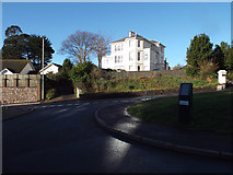SX9473 : Redclyffe, 69 Dawlish Road, Teignmouth by Robin Stott