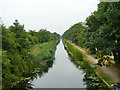 SU9980 : Slough Arm, Grand Union Canal by Robin Webster