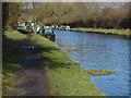 TQ0585 : Grand Union Canal, Denham by Alan Hunt