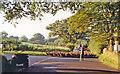 NY7612 : Progress blocked on Kirkby Stephen - Warcop road, 1991 by Ben Brooksbank