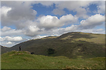 NY2201 : Hardknott Pass, Cumbria by Christine Matthews