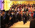 SK9771 : Graduation Ceremony by Richard Croft