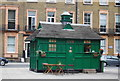 TQ2981 : Cabmans Shelter, Russell Square by N Chadwick