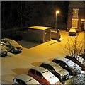 SJ9594 : A fresh fall of snow by Gerald England