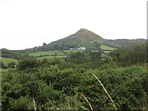 J0125 : Sturgan Mountain from Milltown Road, Lislea by Eric Jones